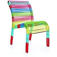 Preisvergleich für SCRATCH 6182308 - Stuhl Colori, 42 x 30 x 53 cm