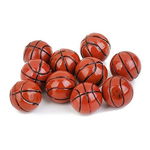 Moos Micro Basketball Ornaments Bonsai Zubehör (Kaffee) ()