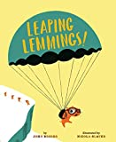 Front cover for the book Leaping Lemmings! by John Briggs