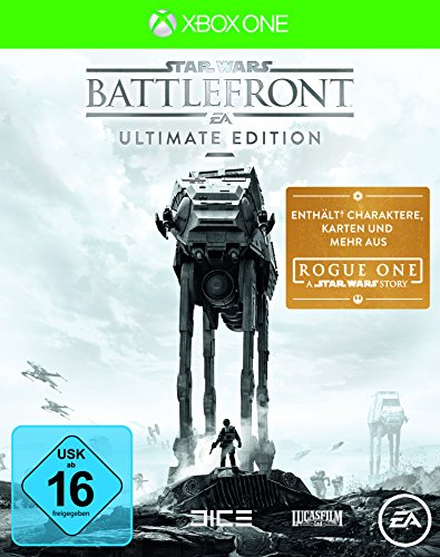 Star Wars Battlefront - Ultimate Edition - [Xbox One] Rim-box