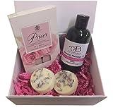 Klein Rose Geschenkbox Ideal für Geburtstage, Mutter Tag oder Ostern