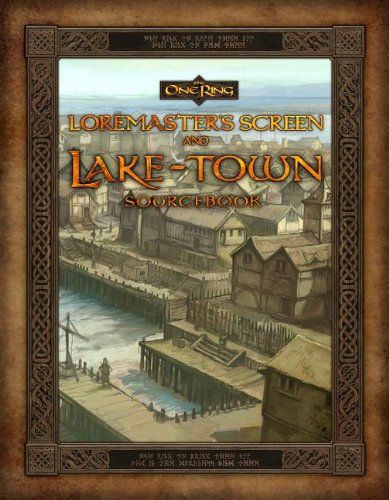 Loremaster's Screen and Lake-Town Sourcebook (One Ring)