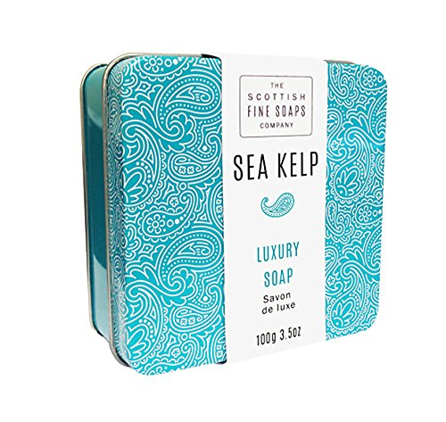 Sea Kelp Soap in Tin 100 g