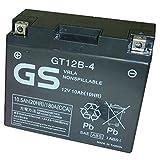 Bateria GS Original YAMAHA GT12B-4 equivalente YT12B4