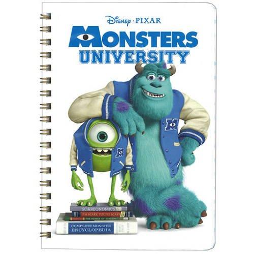 notebook-cancelleria-monsters-universit-anello-a-aig-924-japan-import