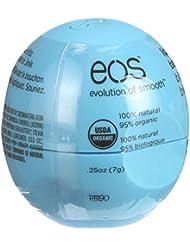 EOS Organic Smooth Sphere Baume à Lèvres Blueberry Açia