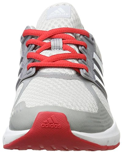adidas Duramo 8, Chaussures de Running Entrainement Femme Rose (Clear Grey/Ftwr White/Core Pink)