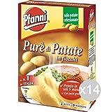 Pfanni Set 14 Pure' Gr 225 3 Buste Cibi E Alimentari