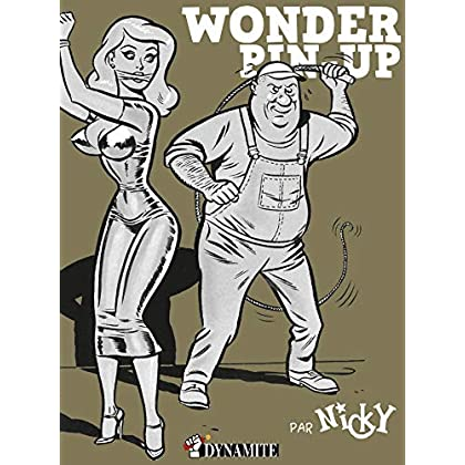 Wonder pin-up