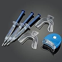 G-smart Blanqueamiento de dientes Kit. Pro Home diente dental White Care 3x gel blanqueador kit blanqueador de la luz avanzada