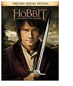 The Hobbit: An Unexpected Journey (Two-Disc Special Edition) (DVD + UltraViolet Digital Copy)