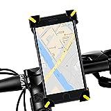 Handyhalterung Fahrrad Universal Fahrradtelefonhalter wasserdicht 360°Verstellbar für iPhone 7 6S