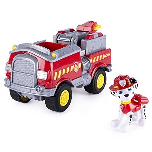 Paw Patrol 6037954Marshall 's Forest Fahrzeug mit Kneipe