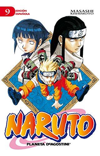 Naruto nº 09/72 (Manga Shonen) por Masashi Kishimoto
