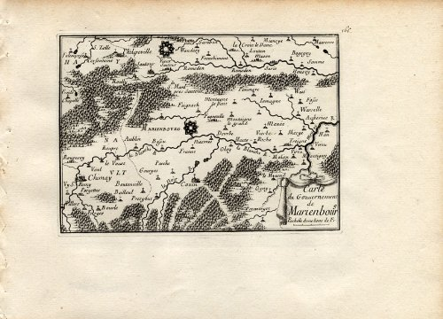 antiguo-theprintscollector-map-marienbourg-chimay-belgium-beaulieu-1667
