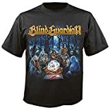 BLIND Guardian - Somewhere far Beyond - Classic Edition - T-Shirt Größe XXL