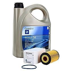 Original GM / Opel Motoröl + Ölfilter