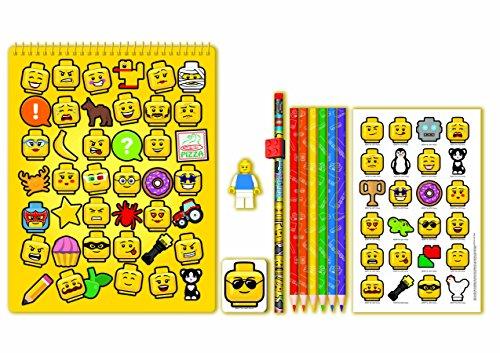 Lego 90406 - Iconic Schreibwarenset, 12 teilig Preisvergleich