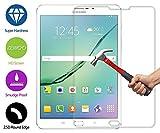 Per Samsung Galaxy Tab S2 T710N T715N (8 Pollici) Pellicola Protettiva ZeWoo® Protezione dello Schermo in Vetro Temperato (9H *2.5D, 0,33mm)