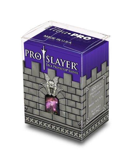 Ultra Pro - 330620 - Jeu De Cartes - Housse De Protection - Pro-slayer - Purple Box - 100 Pièces - D8