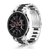 FINTIE Bracelet pour Samsung Galaxy Watch 46mm, Gear S3 Frontier/Huawei Watch 2...
