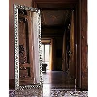 GINER Y COLOMER Espejos Modernos Vestidor - Colección Gaudí Pan de Plata ...