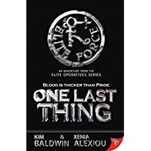 One Last Thing (Elite Operatives series Book 7)