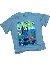 Just Keep Swimming -- Disney Pixar Finding Dory Toddler T-Shirt