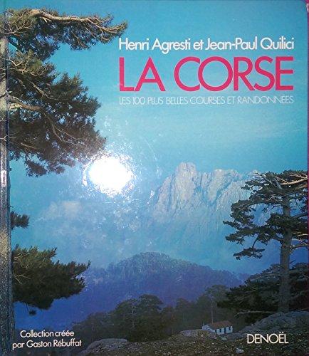 La corse : I monti d'a corsica