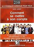 Telecharger Livres Comment se mettre a son compte En nom propre l auto entrepreneur la micro entreprise la TPE de Lucie Guchet 18 juin 2009 (PDF,EPUB,MOBI) gratuits en Francaise