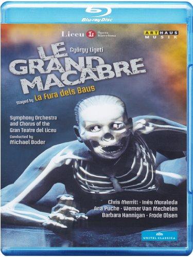 Le Grand Macabre - Live from Gran Teatre del Liceu [Blu-ray]
