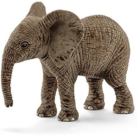 Schleich - Figura cría de elefante africano (14763)