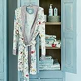 Pip Kimono Nisha Hummingbirds, XS - XXL, off white