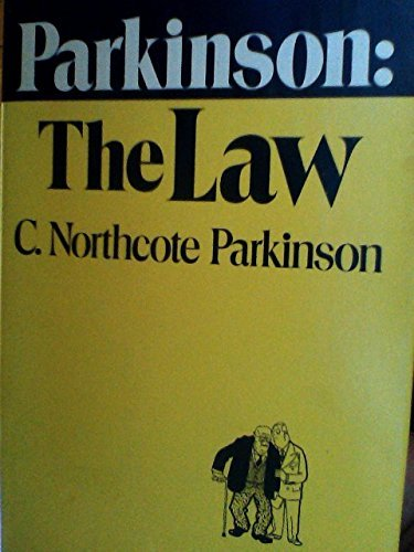 The Law (1980) by Cyril Northcote Parkinson (1980-05-22)