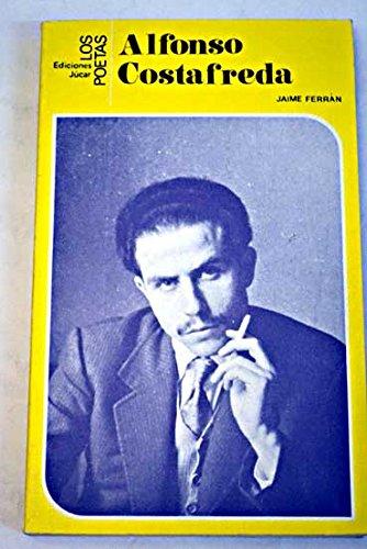 Portada del libro Alfonso Costafreda