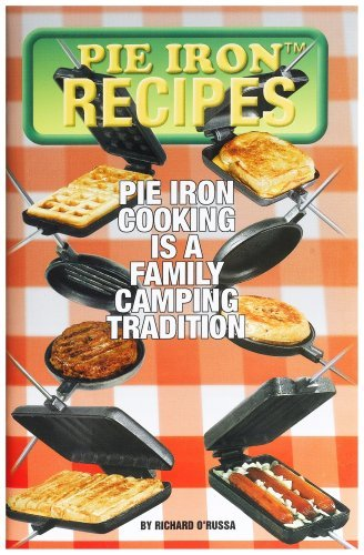 Pie Iron Recipes Book by Rome Industries Rome Pie Iron