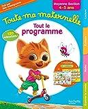 Telecharger Livres Toute Ma Maternelle Tout le programme Moyenne section (PDF,EPUB,MOBI) gratuits en Francaise
