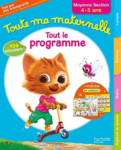 Toute Ma Maternelle- Tout le programme - Moyenne section par Guy Blandino