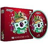 Zoom Karaoke Christmas Pop Box Party Pack - 4 CD+G Box Set - 92 Songs