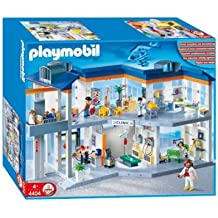 Playmobil - 4404 - Jeu de construction - Grand hôpital