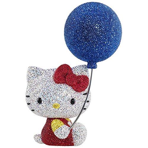 Swarovski hello kitty myriad statuina tempestata di cristalli multicolore edizione limitata 2014 solo 1974 prodotti in collaborazione con sanrio referenza 5043901