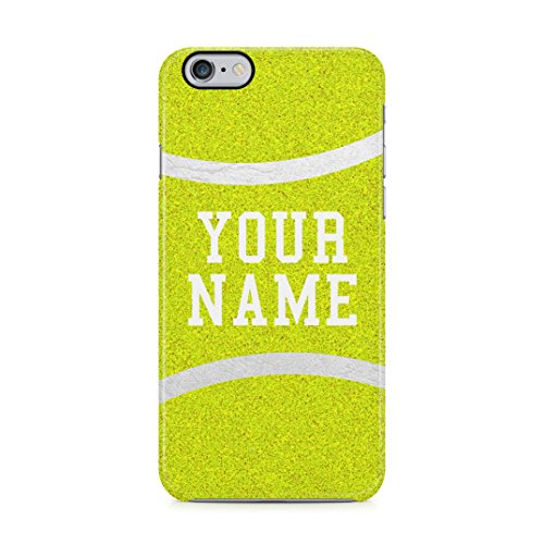 Basketball Ball Personalised Customizable Custom Name Initial Text Create Your Own Gift Present Custodia Protettiva In Plastica Rigida Cover Per iPhone 7 / iPhone 8 Case Tennis Ball
