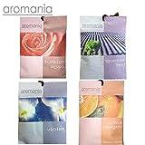 CAPRICOS: Aromania Fresh Rose Lavanda profumata fragranza Sachet cassetto Bustine Bag per i profumi Sapore Camera Car Indiana: Lavanda