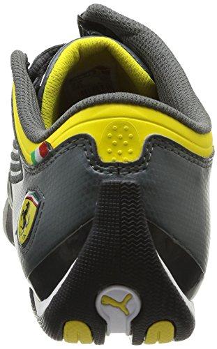 Puma Future Cat M1 Sf Nm, Baskets mode homme Noir (Black/Dark Shadow/Yellow)