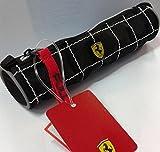 Astuccio Cilindrico Ferrari Nero 20X5 cm.