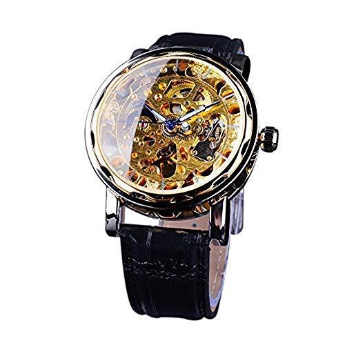 Forsining Automatik-Automatik-Uhr, Skelett (Nixon-skelett-uhr)