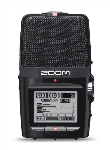 Zoom H2n/IF - registratore 4 tracce - interfaccia USB