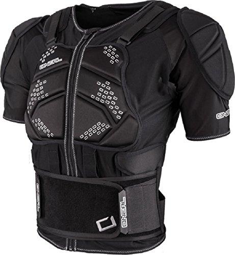 O'Neal Zero Gravity Protektor Shirt Oberkörper IPX Rücken Brust Panzer MX DH MTB BMX Motocross Enduro, 0576-40, Größe Small