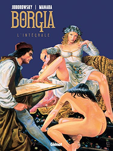 Borgia - Intégrale (24X32) por Alexandro Jodorowsky