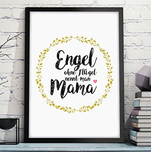 owlbook-engel-ohne-flugel-nennt-man-mama-hochwertiger-kunstdruck-perfektes-muttertagsgeschenk-gesche